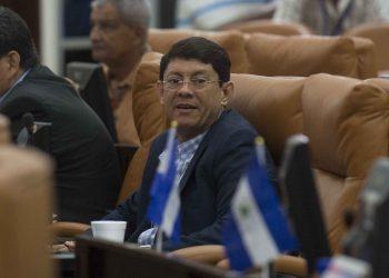 Miguel Rosales niega ser ficha de Arnoldo Alemán en el PLC aunque tampoco lo critica. Foto: La Prensa