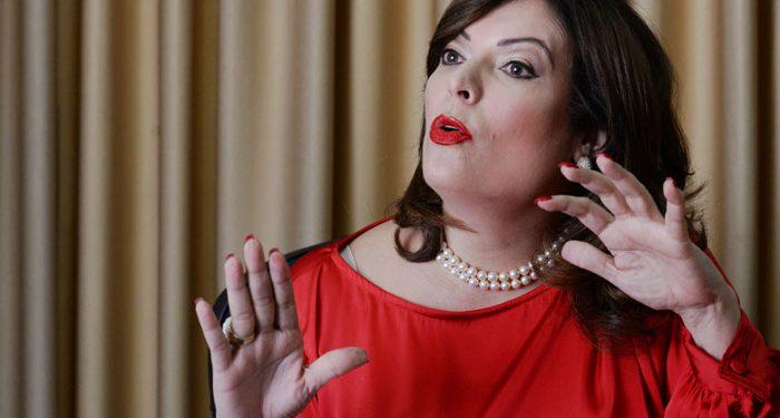 Diputada María Fernanda Flores de Alemán