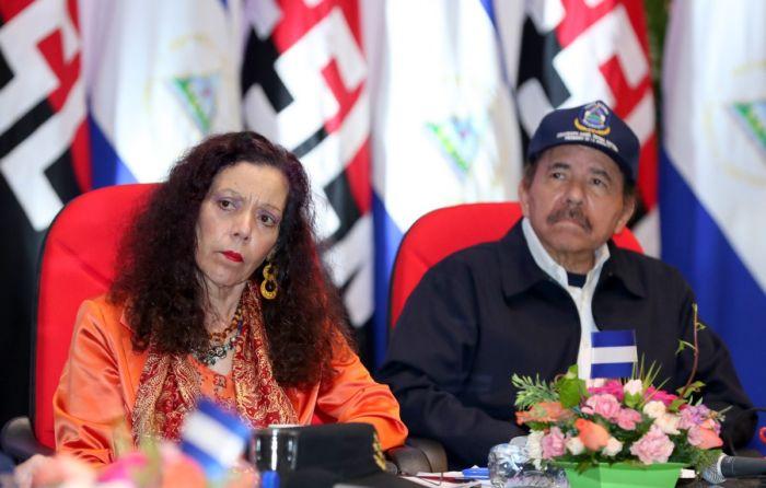 Daniel Ortega llama al COVID-19 «virus pasajero» y ataca a EE.UU.