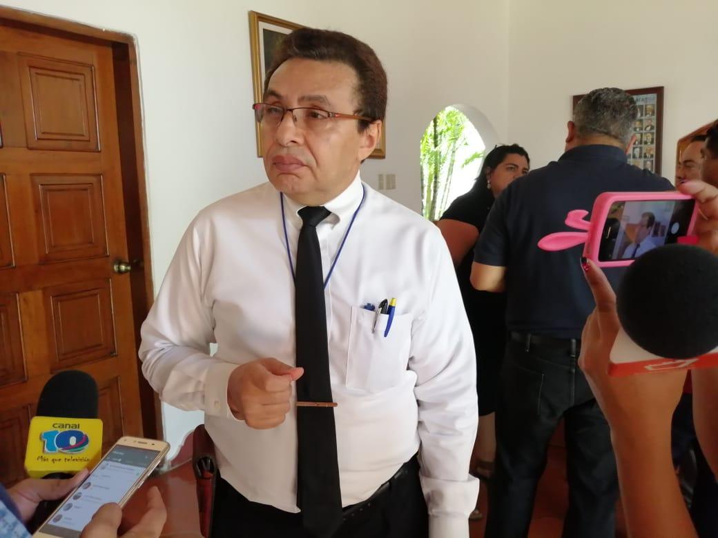 Julio Montenegro, abogado y exfiscal del Ministerio Público. Foto: Cortesía.