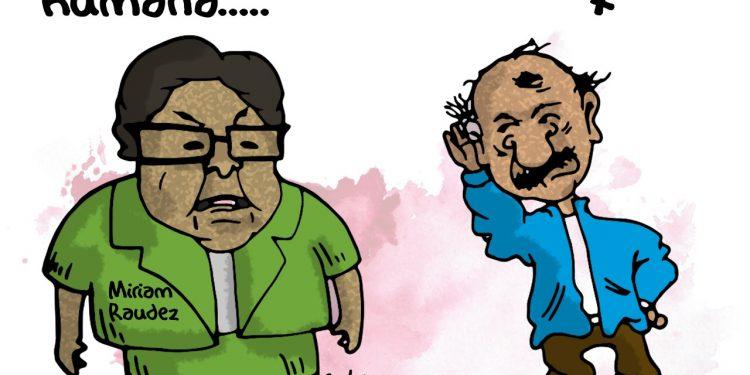La Caricatura: Hablando de miserias humanas