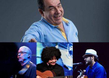 Artistas nacionales unen sus voces en vigilia musicial en homenaje a los «héroes de bata blanca»