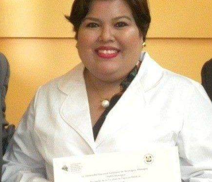 Familiares de la doctora Adriana Ponce originaria de Chichigalpa, aseguran que esta murió por COVID-19
