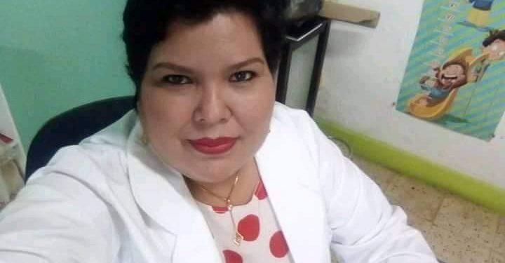 Doctora originaria de Chichigalpa falleció en Masaya, donde vivió y laboró por más de 10 años. Foto: Cortesía