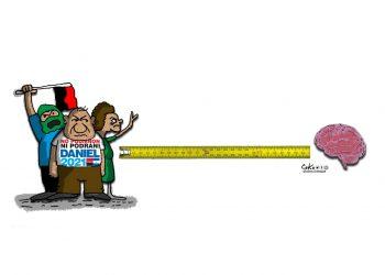 La Caricatura: El distanciamiento de la militancia