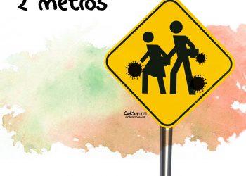 La Caricatura: Zona de contagio
