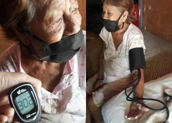 Se desmejora el estado de salud de doña Coquito, la «abuelita vandálica»
