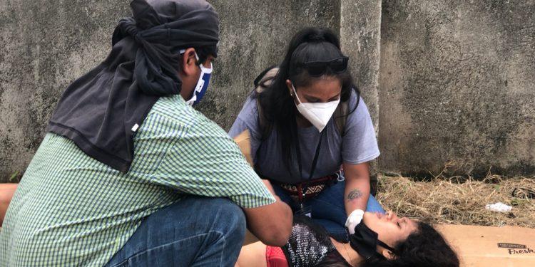 Fundación costarricense donará pruebas de COVID-19 a nicas trancados en la frontera de Peñas Blancas