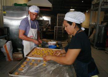 Sector panadero de Nicaragua calcula que en 2020 cerrarán el 70% de esos negocios. Foto: Cortesía