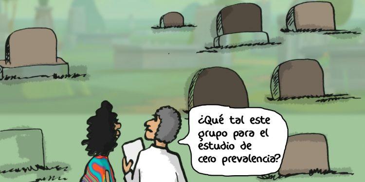 La Caricatura: Cero prevalencia de la videdictadora