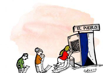 La Caricatura: Confesiones para el pueblo