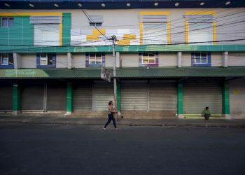 Cosep afirma que el 7% de las empresas en Nicaragua han cerrado producto de los «dos tsunami» de la crisis sociopolítica y sanitaria. Foto: EFE