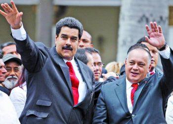 Diosdado Cabello da positivo a la prueba de COVID-19