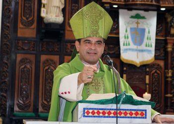 Monseñor Rolando Álvarez: «Jóvenes, no se dejen usurpar el liderazgo, ni robar su palabra»