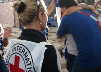Cruz Roja Internacional alerta sobre personas que usurpan su nombre para obtener datos de excarcelados políticos
