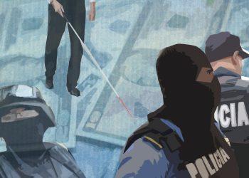 """Los millones """"abandonados"""" por el narco que caen en manos de la Policía de Daniel Ortega. Gráfico: Expediente Público."""