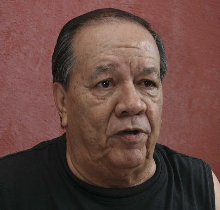 Roberto Cajina, experto en temas de seguridad. Foto: END.