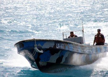 Desaparecen en el mar Caribe cinco militares de la Fuerza Naval. Foto: Ilustrativa