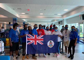 Ingresan al país más de 70 nicaragüenses provenientes de las Islas Caimán. Foto: Cortesía