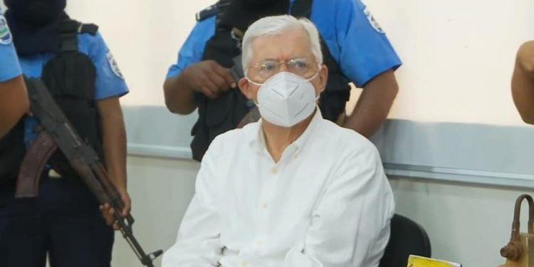 «Hay aspectos políticos en todo esto», dice el excanciller Sacasa tras ser puesto en libertad
