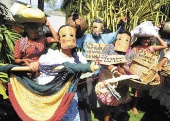 Cancelan fiestas del torovenado y ahuizotes, en Masaya, por COVID-19. Foto: Tomada de Internet.