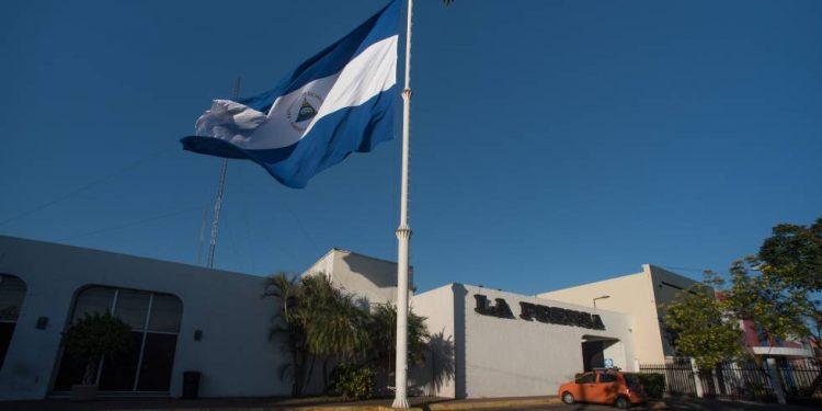 La Prensa se ve obligada a subir el precio de sus ejemplares para sobrevivir a la crisis de Nicaragua. Foto: Cortesía