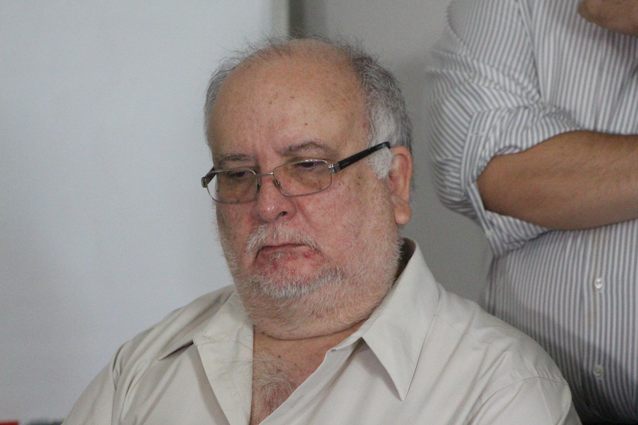 Político José Pallais, miembro de la Coalición Nacional. Foto: Artículo 66