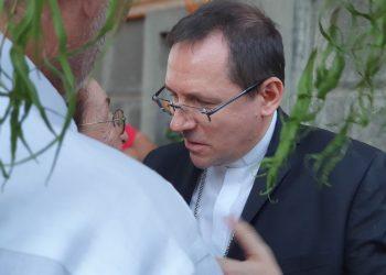 Nuncio apostólico en Nicaragua guarda silencio sobre atentado terrorista en Catedral. Foto: Artículo 66