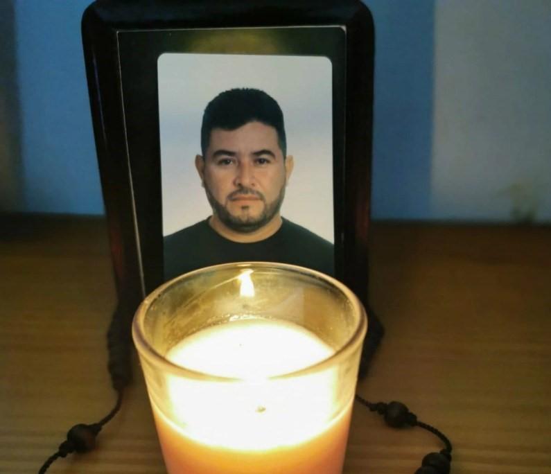Familia del nicaragüense que falleció en España por «un golpe de calor» pide ayuda para repatriar sus restos. Foto: Cortesía