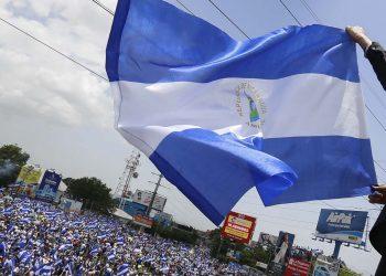 Estados Unidos reitera apoya al restablecimiento de la democracia en Nicaragua. Foto: AP.