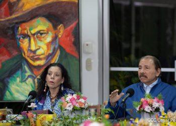 """Daniel Ortega """"marinero"""" desvaría con construir un proyecto fallido. Foto: Cortesía"""