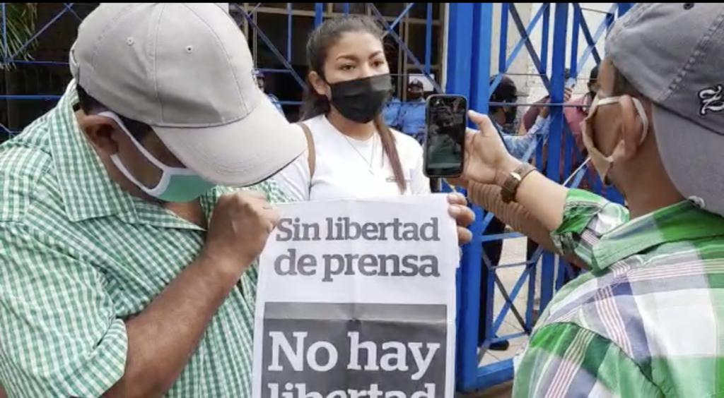 """Juicio contra Kalúa Salazar pretende """"sembrar el terror en el periodismo"""", denuncian defensores de derechos humanos"""
