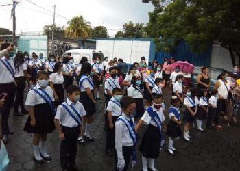 Pese a riesgo de rebrote de COVID-19, Rosario Murillo atiza aglomeraciones