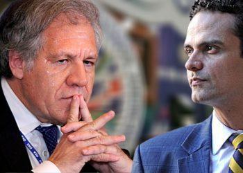 Fuego cruzado en la OEA: Almagro no quiere a Abrao en la CIDH, quien a la vez denuncia ataque a su atonomía