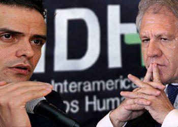 CIDH insiste en dialogar con Almagro para superar crisis institucional