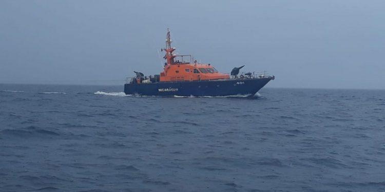 Ejército intensifica búsqueda de los cinco marinenos de la Fuerza Naval