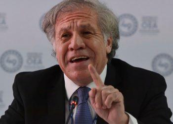 Luis Almagro acusa a la CIDH de «encubridora» de Paulo Abrao, hasta en generar impunidad en denuncias de acoso sexual. Foto: Tomada de Internet.