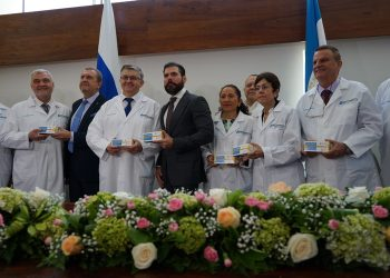Nicaragua apuesta por producir la vacuna rusa «Sputnik V» a finales del 2020
