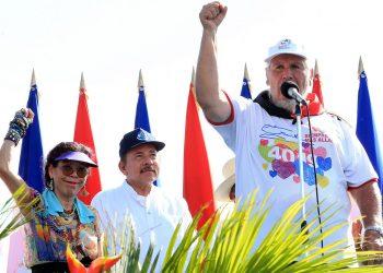 Rosario Murillo anuncia una caminata en honor a Orlando Noguera