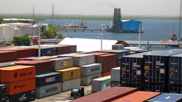 El 28% de las importaciones han caído en Nicaragua producto de las dos crisis. Foto: Cortesía