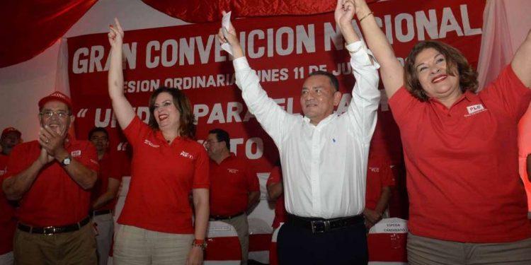 Rechazan a representantes del PLC, señalados de corruptos, para las comisiones de la Coalición Nacional