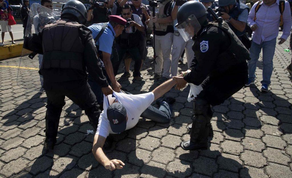 Naciones Unidas sigue preocupada por violaciones a derechos humanos en Nicaragua