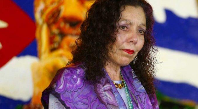 """Rosario Murillo califica de """"fuerzas de las tinieblas"""" a periodistas y medios de comunicación"""