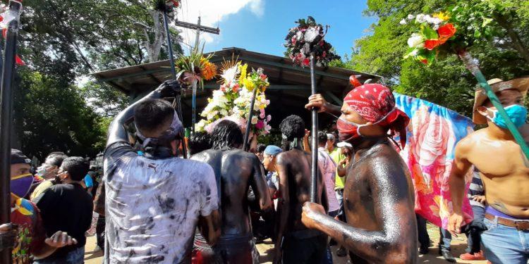 Así transcurren la fiestas de Santo Domingo montadas por la Alcaldía. Foto: Cortesía/Óscar Navarrete