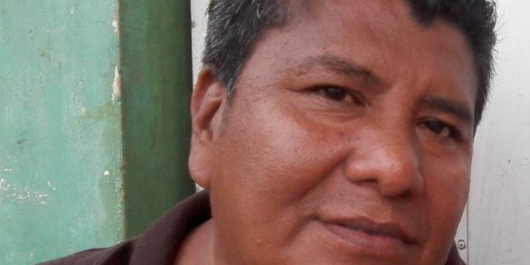 Declaran culpable al preso político de Masaya Marvin Rodríguez, por supuesta posesión de drogas