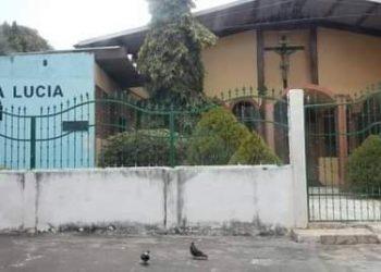 Otras dos iglesias católicas profanadas en menos de 48 horas del atentado a la capilla Sangre de Cristo en Catedral de Managua. Foto: Noel Miranda/Artículo 66