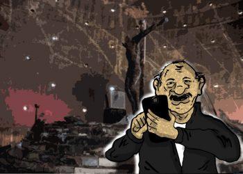 La Caricatura: La selfie del dictador