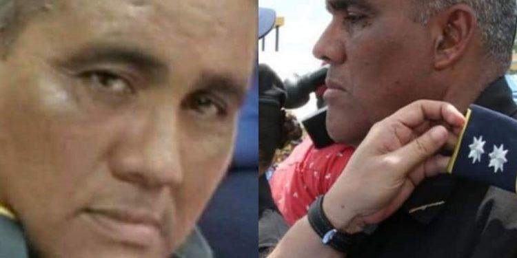 Muere de cáncer comisionado de la Policía Orteguista que dirigió represión en el 2018