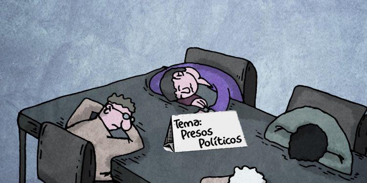 La Caricatura: La oposición en Nicaragua