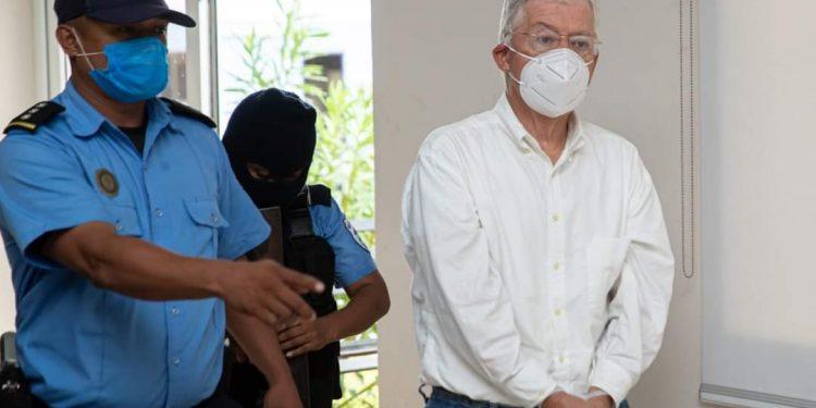 Justicia orteguista presenta acusación formal contra el excanciller de Nicaragua. Foto: Cortesía